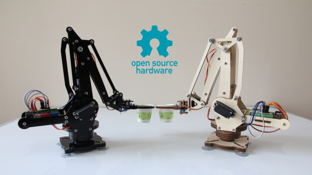 An open source robot arm project - Page 2 - SparkFun Electronics